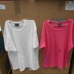 Palette de 400 tee-shirts