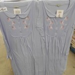 lot de 86 chemises de nuits de marque TEX