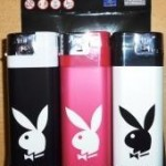 palette de 192 briquets XXL Playboy