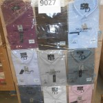 palette de 36 chemises de marque YVES DORSEY