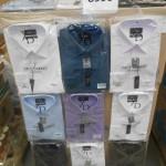 palette de 36 chemises homme manches longues de marque YVES DORSEY