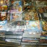 palette de 375 DVD