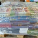palette de 500 BD