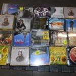 palette de 500 CD