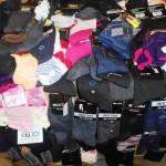 700 paires de chaussettes