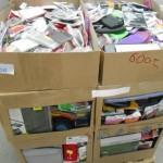 lot de 600 accessoires pour téléphone, tablettes, etc
