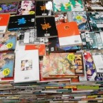 palette de 700 mangas