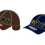 48 casquettes Gormiti tailles 52.54