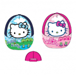 48 casquettes Hello Kitty tailles 52.54