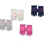 48 paires de gants Hello Kitty taille unique