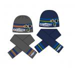 48 sets bonnet + écharpe Gormiti tailles 52.54