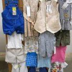 lot de 250 pièces de textiles enfants baby de marques GRAIN DE BLE, IDO, LULLABY etc ...