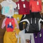 lot de 420 pièces de textile enfant et baby de marque NOPPIES, CHIPIE, BIMBALINA, KIDS GRAFFITI, TRESPASS, etc………