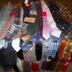 lot de 550 cravates