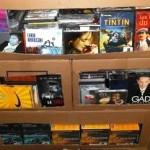 lot de DVD, CD, anti virus